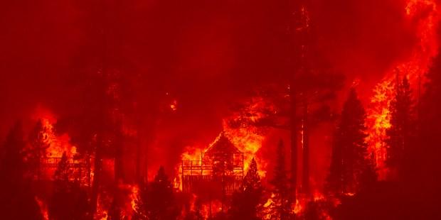 La Casa Común se quema, el veranos más caliente en siglos