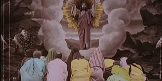 L película sobre Cristo de Segundo de Chomón