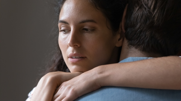 COUPLE, HUG, EMBRACE