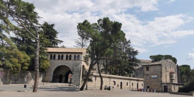 Abadía cisterciense de Casamari, una joya de la arquitectura gótica