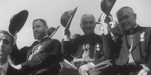 Congreso Eucarístico de Barcelona 1952