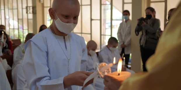 Niños con cáncer Paraguay