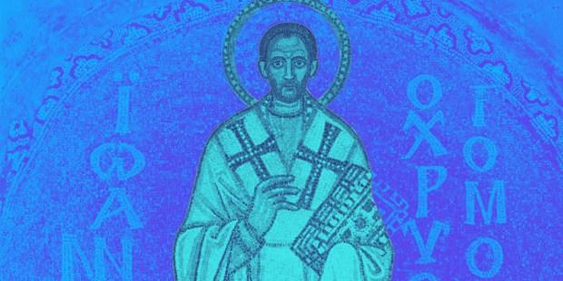 ST JOHN CRYSOSTOM