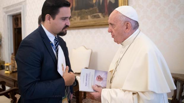 Pope-Francis-meets-with-Ary-Waldir-Ramos-Diaz-Catholicpressphoto